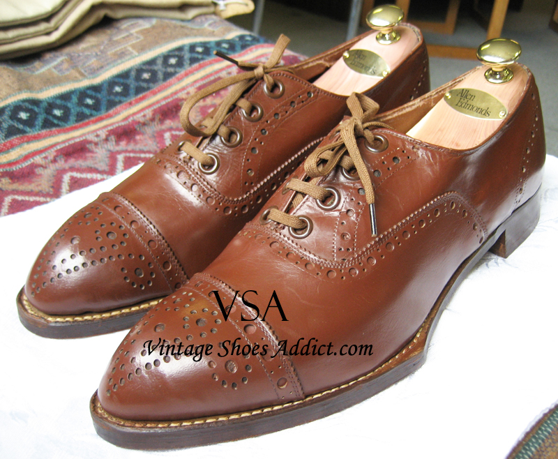 shoe modles Vintage