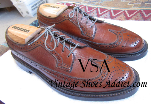 e810387827bb5 Florsheim Imperial Longwing Wingtip Gunboat Shoes AND Many More ...
